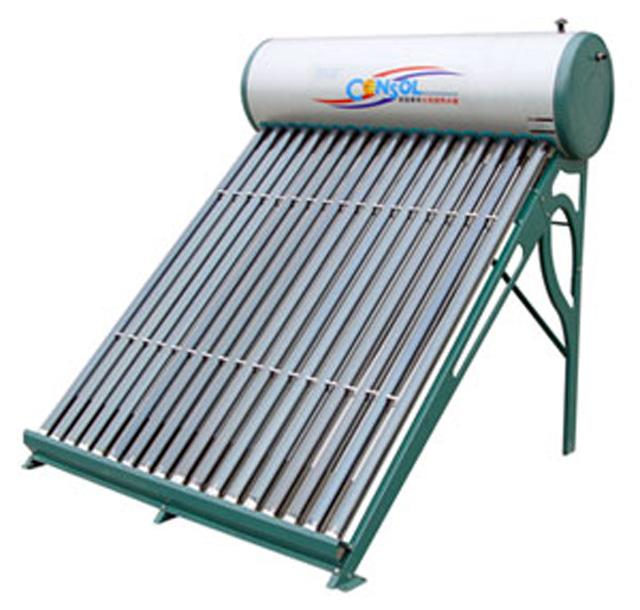 康寿太阳能热水器