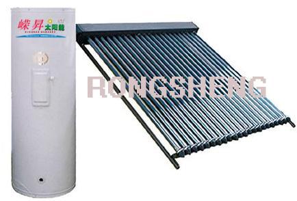 分体式太阳能热水器