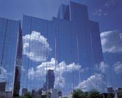 单反射镀膜玻璃Low-E玻璃