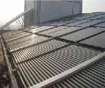 联集管式热水系统