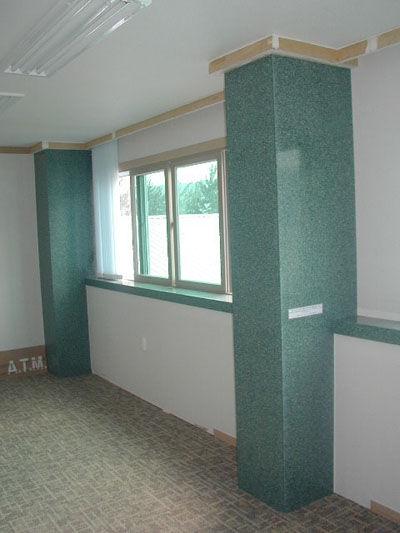 大连大理石过门石窗台板橱柜台面踏步背景墙等量尺安装