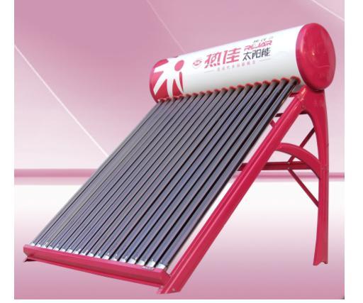 热佳太阳能热水器—佳和系列
