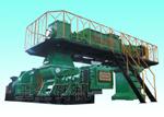 陕西皇城砖机页岩制砖机设备
