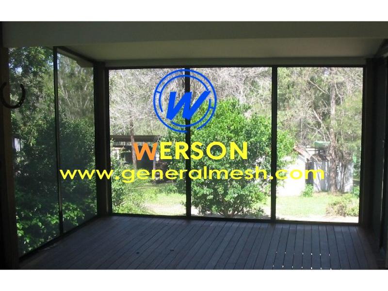 威尔森不锈钢安全窗纱,镀锌窗纱