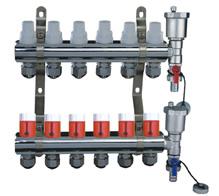 DF-B1精品型智能调节分集水器