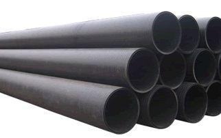 HDPE高密度聚乙烯缠绕结构壁管材