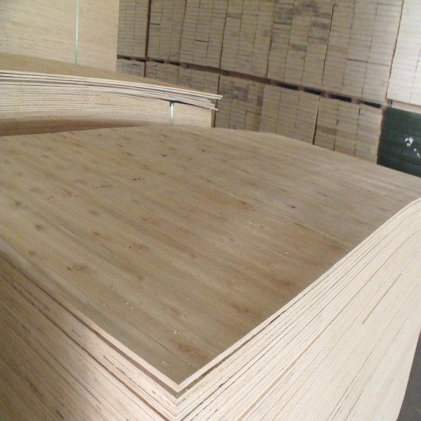 全整芯包裝桉木9mm硬雜木膠合板