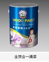除醛凈效植物油抗劃木器油漆涂料