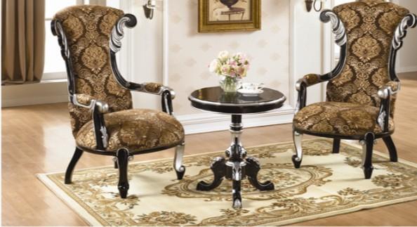 韓國進口桃花芯木YERAM家具--椅子1