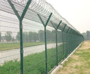 中若達機場護欄網隔離柵大型生產廠家歡迎前來洽談。