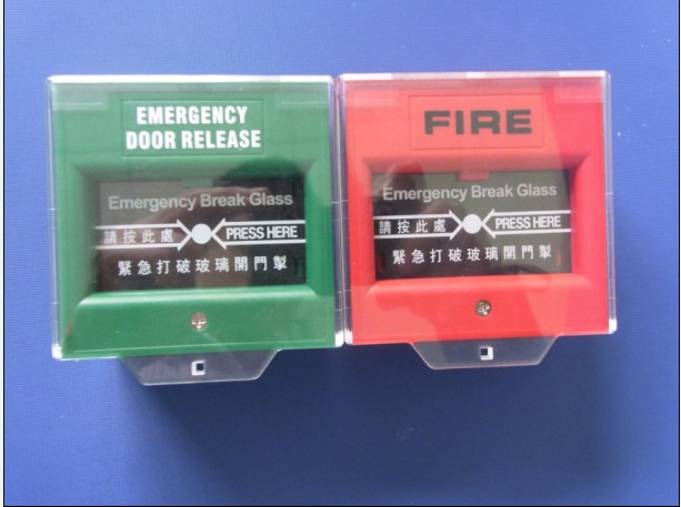 供应消防打破玻璃按钮,玻破开关厂家直销