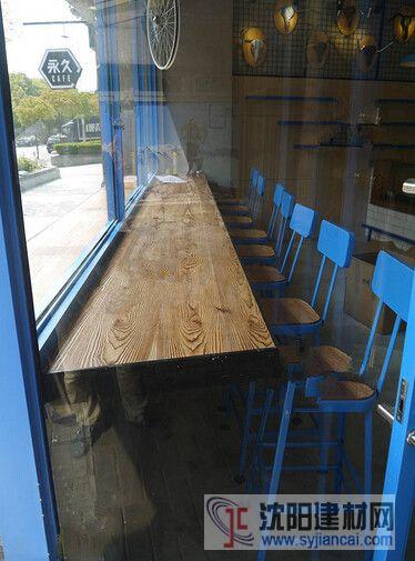 老榆木家具咖啡厅定制价格