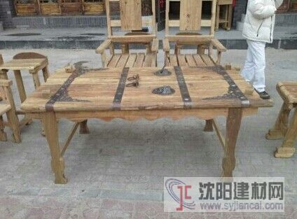 沈阳老榆木茶室定制厂家