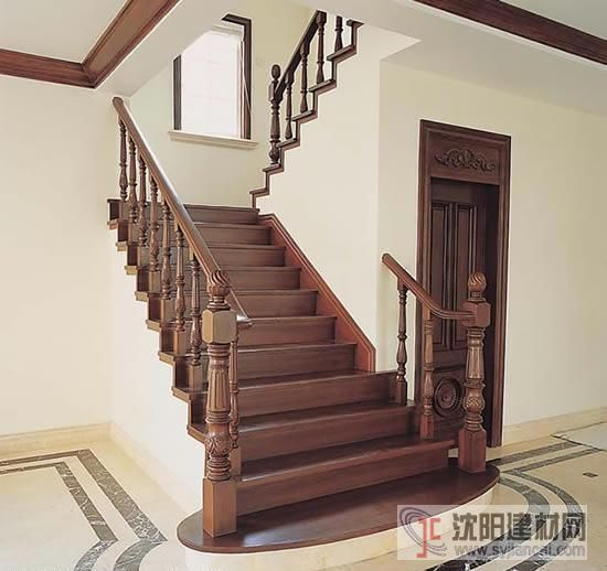 沈阳阁楼楼梯沈阳实木楼梯沈阳楼梯厂