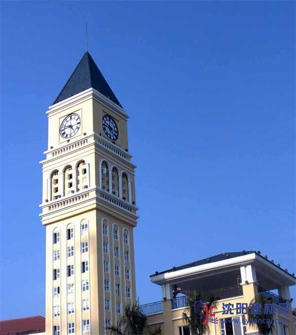 钟厂专业设计生产塔钟,智能建筑塔钟,室外钟楼大钟