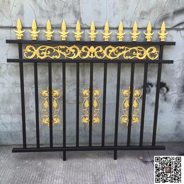 丹东铝艺护栏