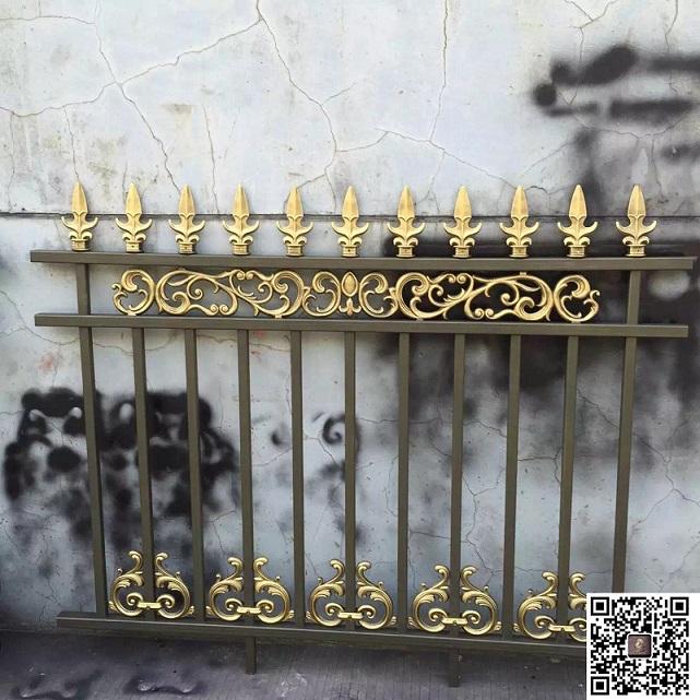 乌兰浩特铝艺围栏