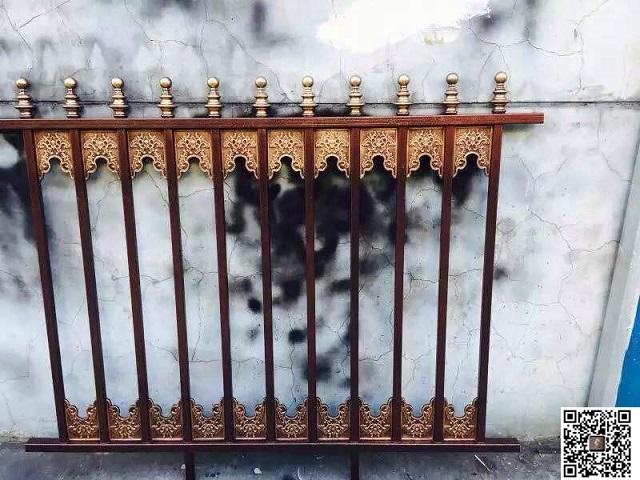 伊春铝艺护栏