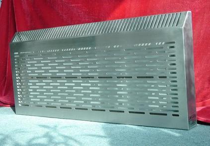 不銹鋼電暖器