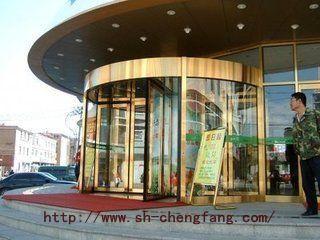 上海旋转门维修厂家