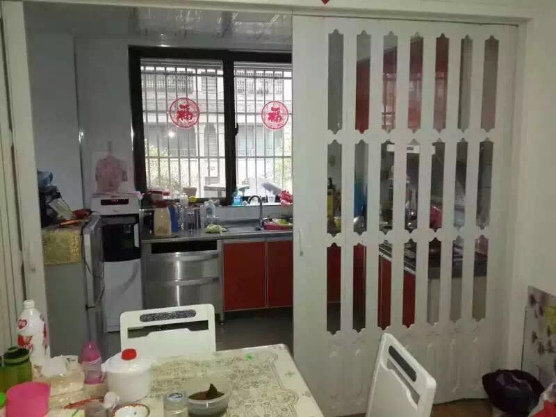 東北沈陽推拉門pvc折疊門廠家開放式廚房門定做