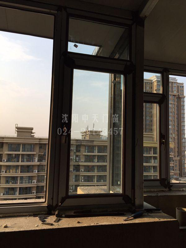 沈阳中天门窗厂实木窗