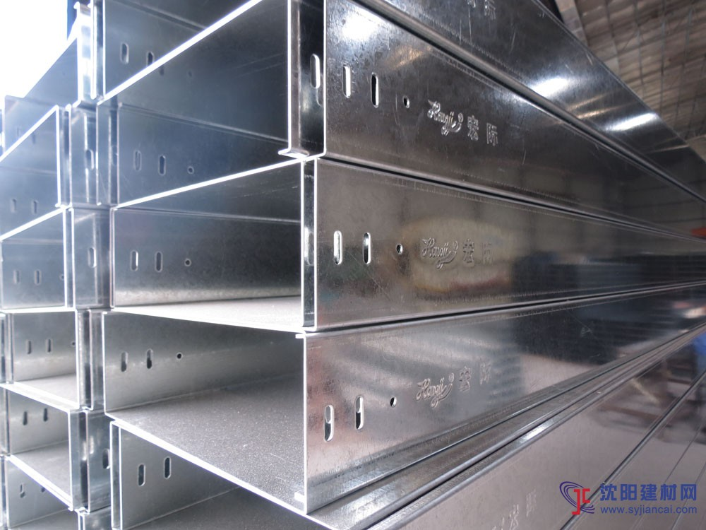 热镀锌金属线槽