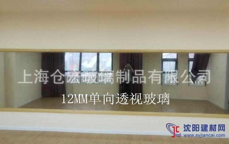 上海定做审讯室12MM单反玻璃