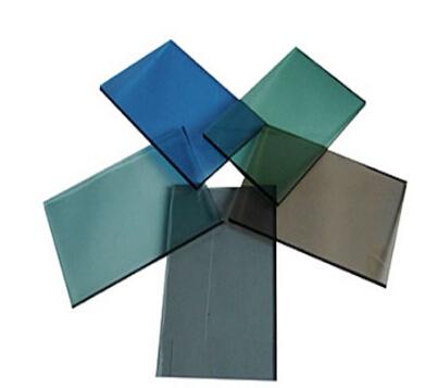 沈阳金晶玻璃阳光控制膜玻璃