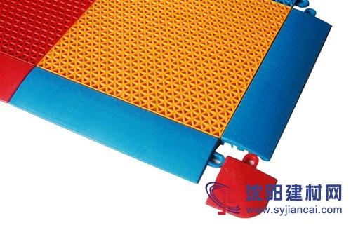 运动场地悬浮地板生产厂家幼儿园悬浮地板批发
