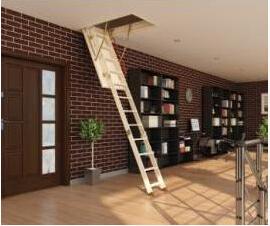 全自动阁楼伸缩楼梯价格,长沙 南昌伸缩楼梯厂家