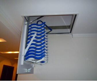 阁楼伸缩楼梯多少钱 合肥伸缩楼梯 蚌埠阁楼楼梯价格