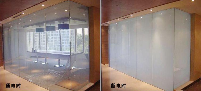 沈阳智能调光玻璃安装厂家,沈阳如水光电调光玻璃