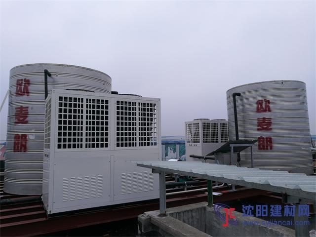 屠宰高温热泵热水系统