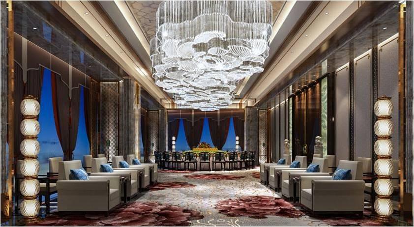 辽宁省哪家酒店地毯z好?