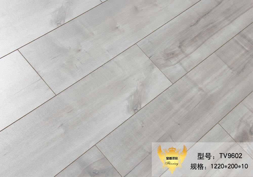 皇盾添彩地板TV9602