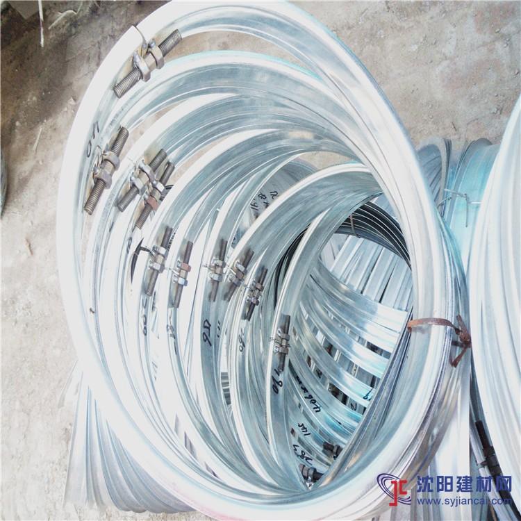 钢制护套 管口保护器 铁护口