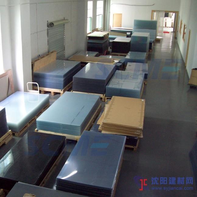 SDV300透明防靜電PVC