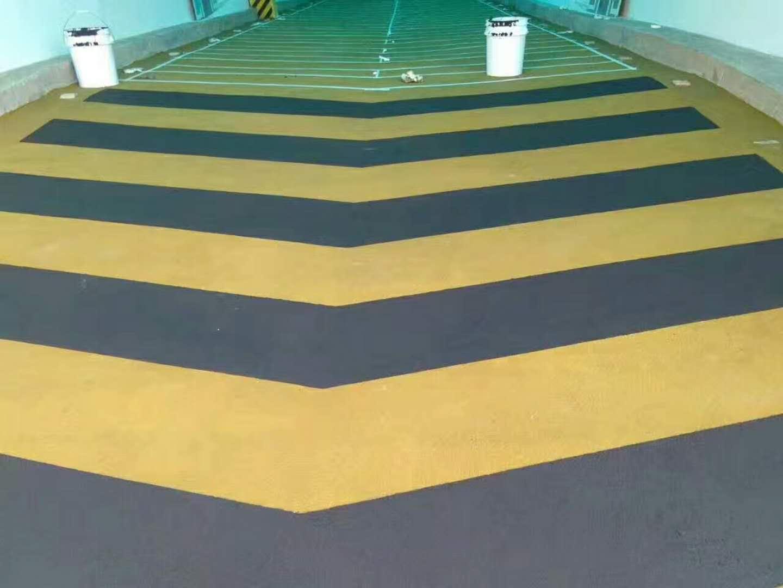 环氧地坪漆的施工,环氧地坪漆的颜色