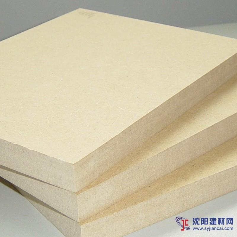 河北谢氏集团 18mm规格密度板