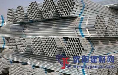 天津双街 厂家直销热镀锌钢管 DN15