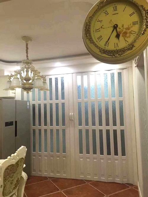 沈阳推拉门折叠门开放式阳台门
