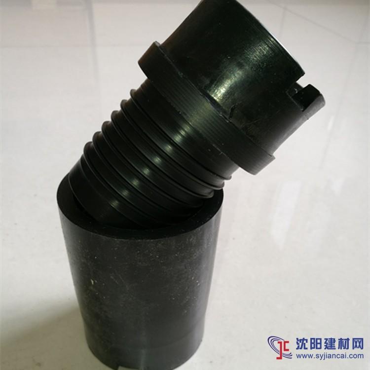 加工全塑材质NUE不加厚油管螺纹保护器护丝帽