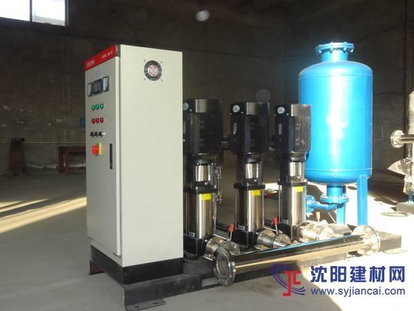 定做中央空调补水设备、一体化稳压设备