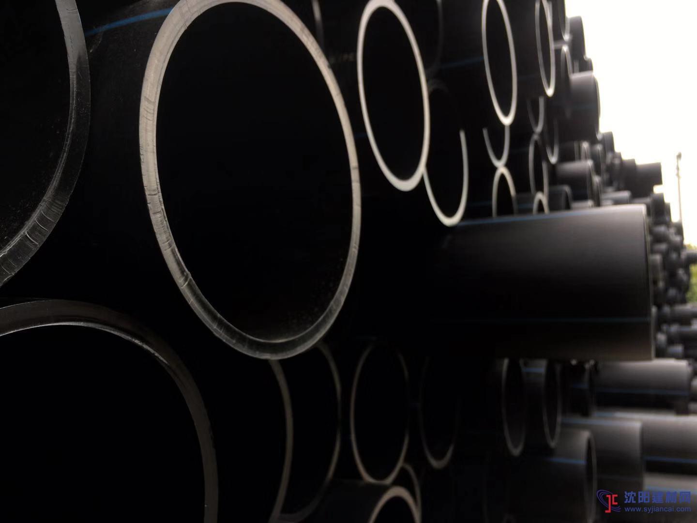 常州dn800pe实壁排水管 排污管 抗压耐腐蚀 50年保障