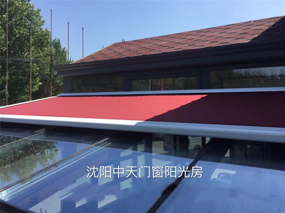 阳台玻璃房定制,阳光房定制