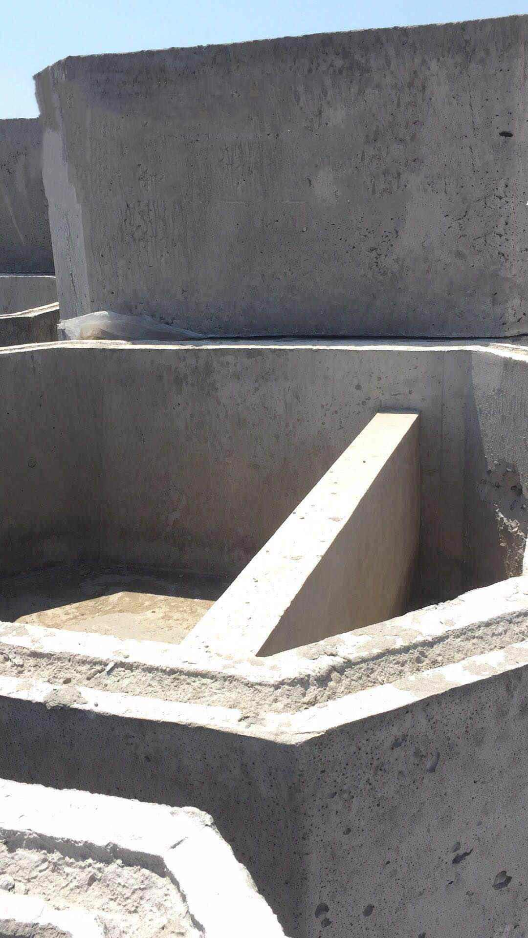 沈阳污水井,沈阳化粪池,沈阳混凝土化粪池