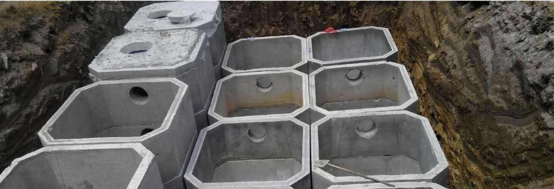 沈阳耐用水泥蓄水池