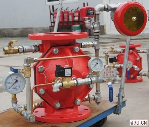 ZSFM隔膜式雨淋阀、ZSFM防爆隔膜式雨淋阀