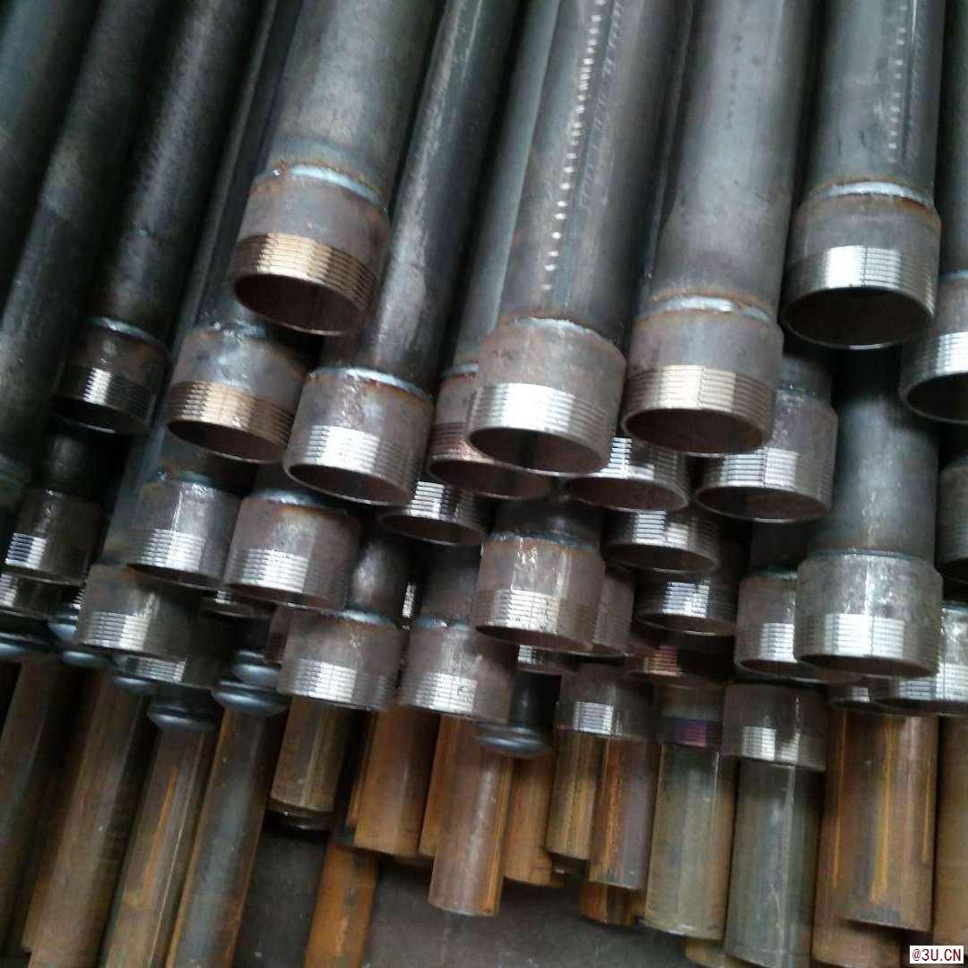 上海螺旋式声测管50定尺声测管订购